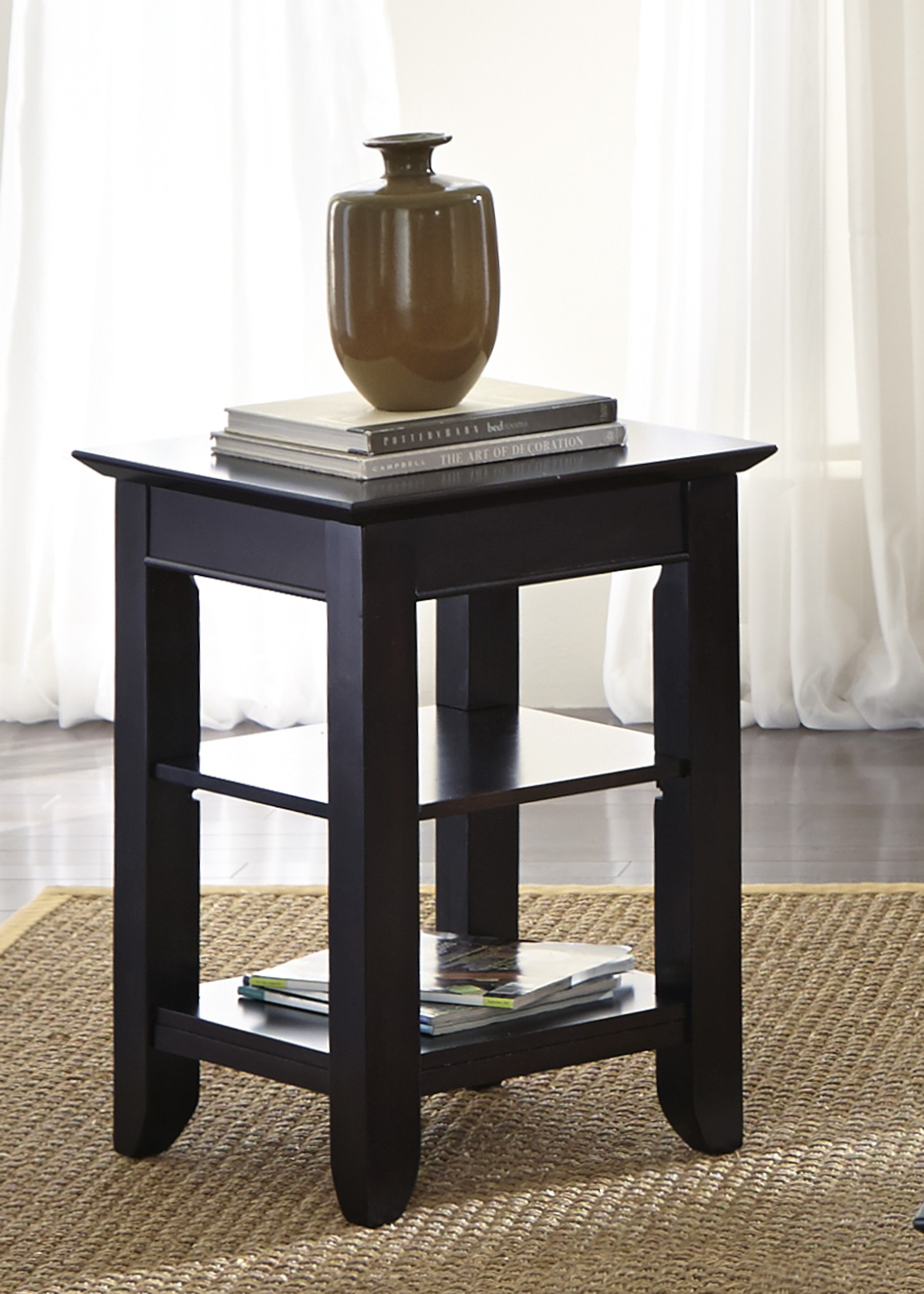 Liberty 955 OT1022 Piedmont Chairside Table