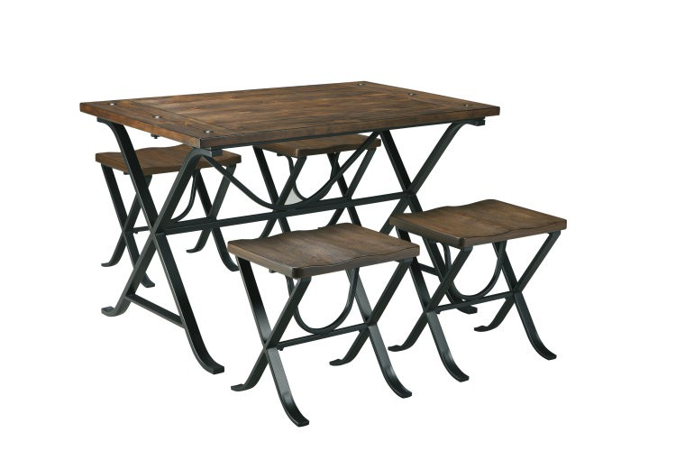 Ashley D311-225 Freimore 5 Pc. Dining Group