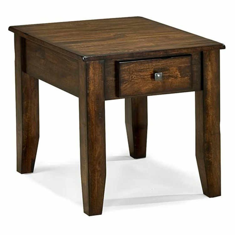 Intercon KA-TA-2228-RAI-C Kona End Table