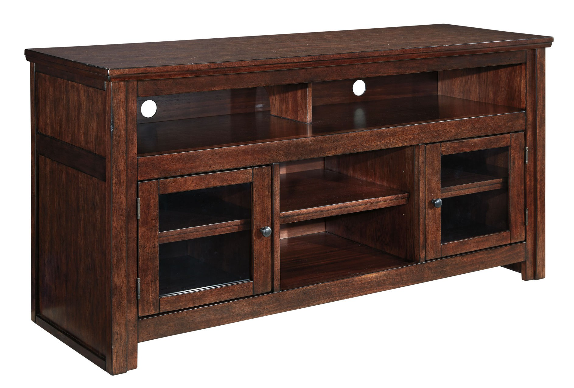 Ashley W797-38 Harpan Tv Stand