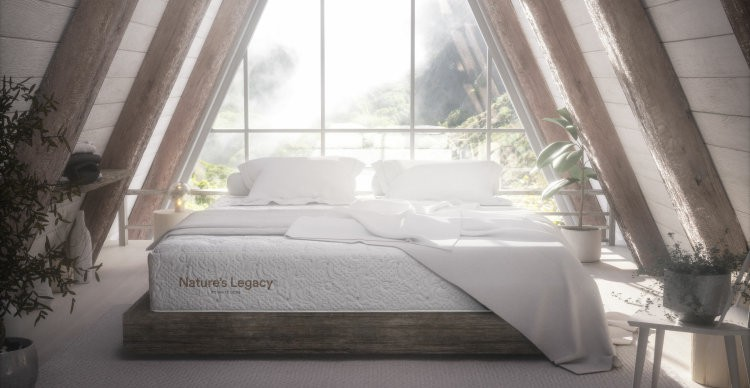 White Dove Nature's Legacy Mattress Sets