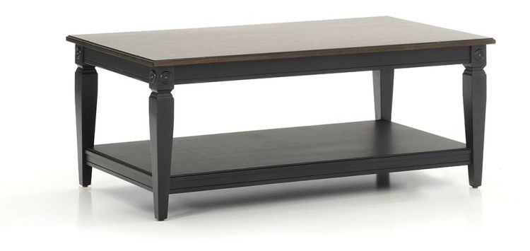 Intercon GW-TA-5028-RBC-C Glennwood Coffee Table