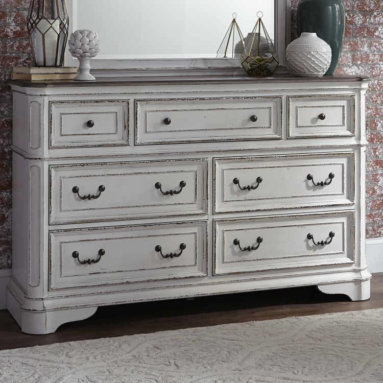 Liberty 244-BR31 Magnolia Manor Dresser
