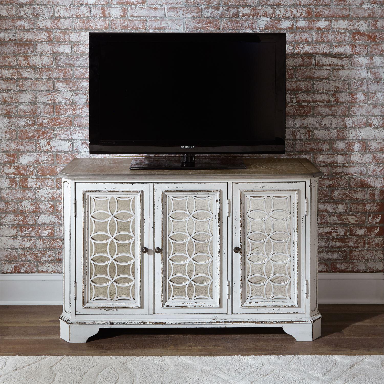Liberty 244-OT1031 Magnolia Manor TV Console