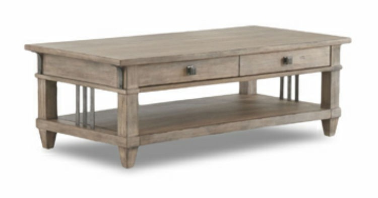 Klaussner Furniture 455-819 Reflections Coffee Table