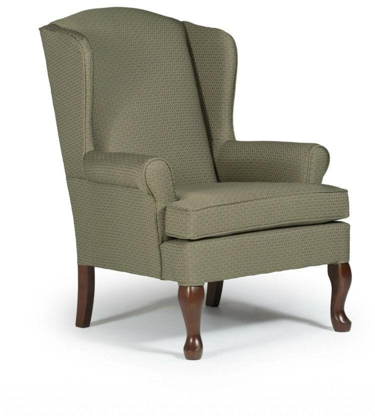 Best 0750DC Doris Wing Chair
