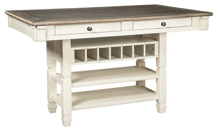 Ashley D647-32 Bolanburg Counter Table