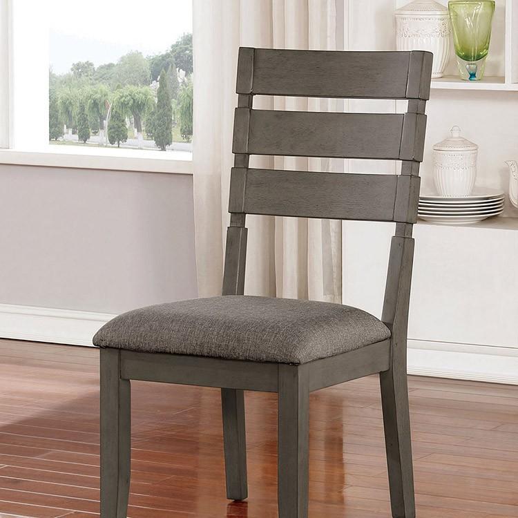 Furniture Of America CM3716SC-2PK Viana Side Chair (set Of 2)
