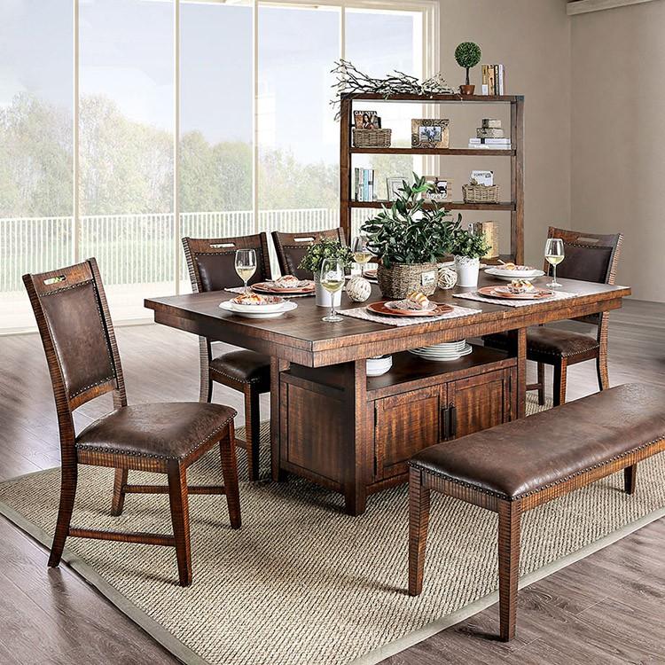 Furniture Of America CM3061SC Wichita Dining Chair