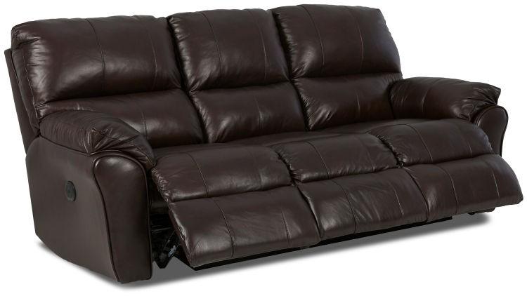 Klaussner Furniture 64703 3RS Bateman 3 Mech. Reclining Sofa