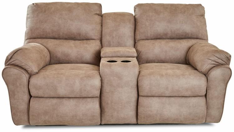 Klaussner Furniture 64703 RLS Bateman Reclining Loveseat
