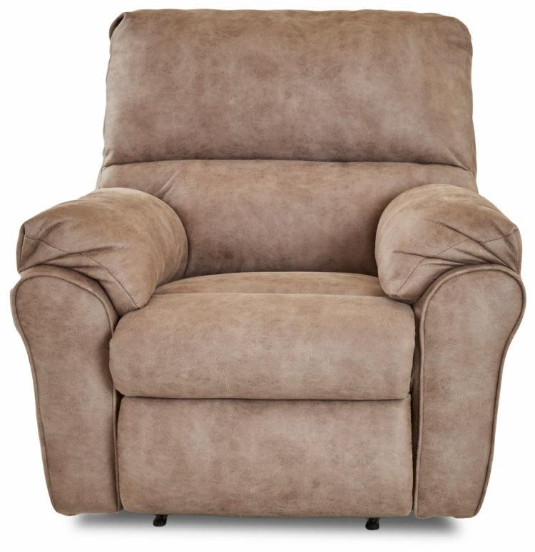 Klaussner Furniture 64703H SGRC Bateman Swivel Glider Reclining Chair