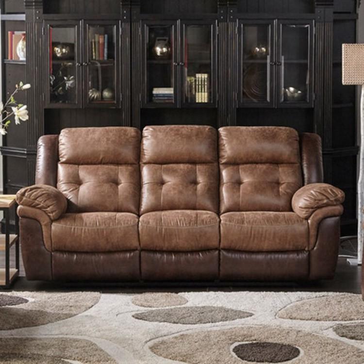 Crossroads Furniture 5156-L3-2M Denali Manual Reclining Sofa