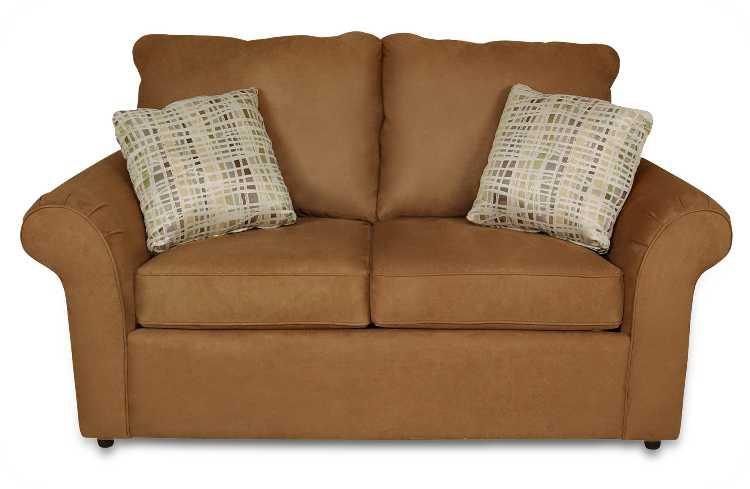 England 2406 Malibu Loveseat w/pillows
