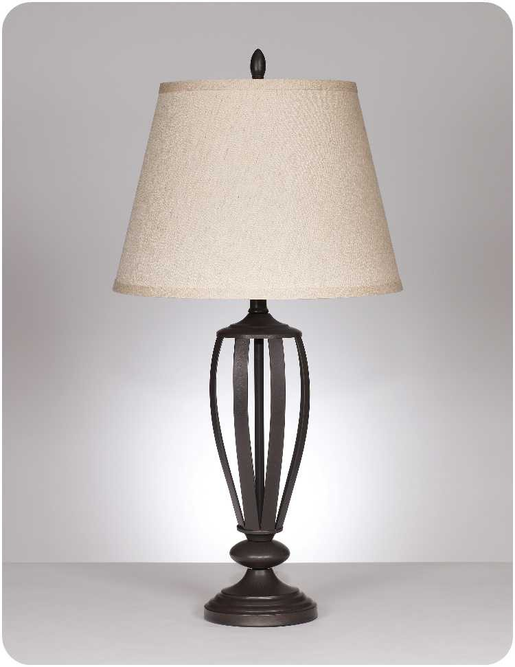 Ashley L201944 Mildred Lamp (1 pair)