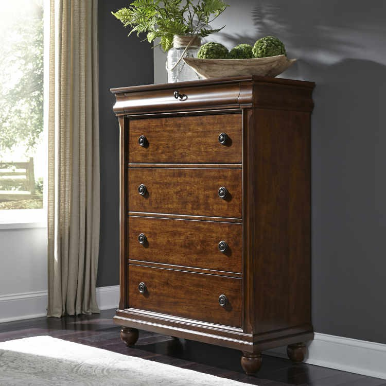 Liberty 589 Br41 Rustic Traditions Chest