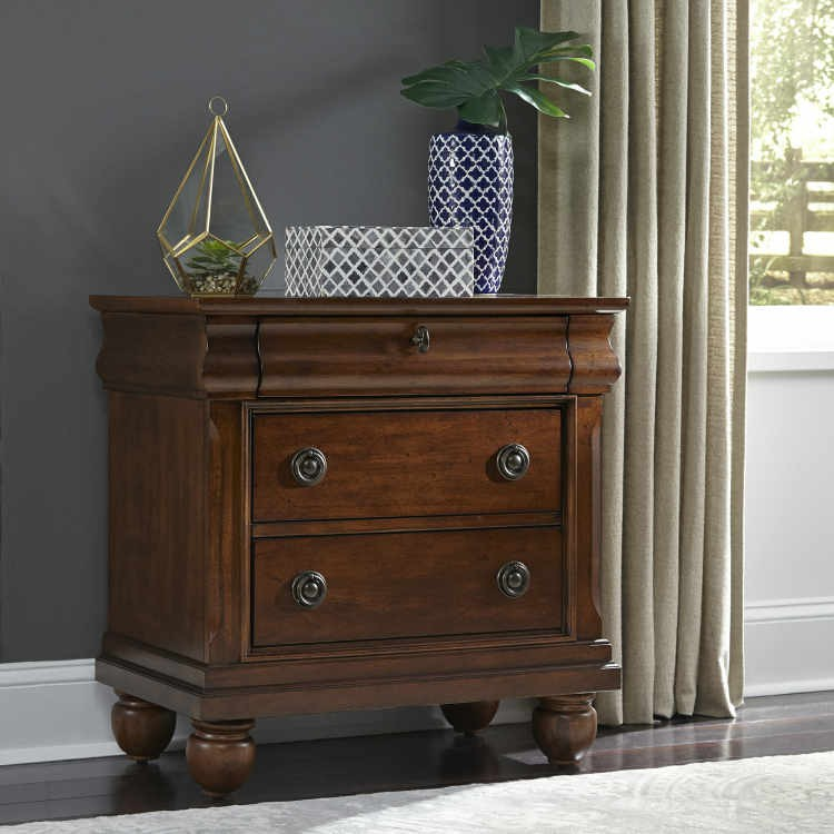 Liberty 589 Br61 Rustic Traditions Night Stand