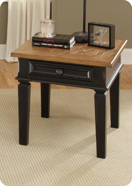 Liberty 641 Bungalow I I End Table