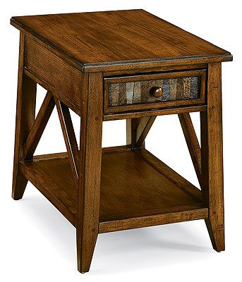 Peters Revington 291923 Creekside Chairside Table