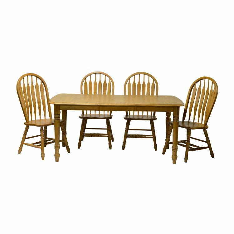 Tennessee 6068 Laminate 5-piece Dining Collection