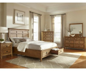 "Intercon ""Alta"" 6 Pc Bedroom"