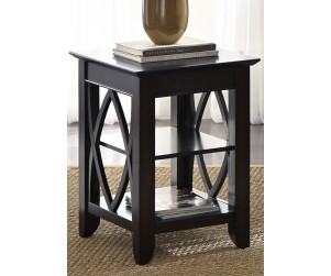 Liberty 955 OT1021 Piedmont Shelf End Table