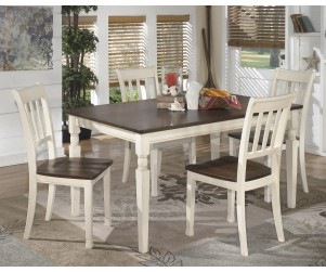 Ashley D583 Whitesburg 5 Pc. Dinette