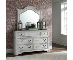 Liberty 244-BR51 Magnolia Manor Mirror