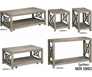 England H839915 Synthesis End Table