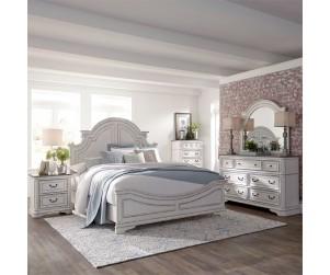 "Liberty 244 ""Magnolia Manor"" 7 Pc Bedroom"