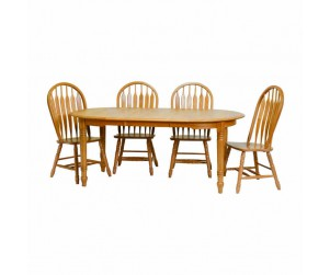 Tennessee P-6072/3113-1 6072 Laminate 5 Pc. Dinette