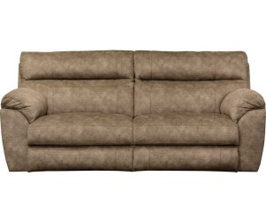 Jackson 762221 Sedona Power Reclining Sofa W/HR & Lumbar