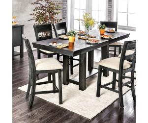 Furniture Of America CM3543PT Thomaston I Counter Ht. Table