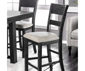 Furniture Of America CM3543PC Thomaston I Counter Height Chair