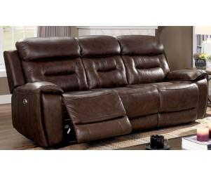 Furniture Of America CM6972-SF Victor Transitional Power Rec. Sofa