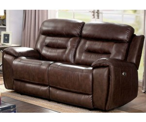 Furniture Of America CM6972-LV Victor Transitional Power Rec. Loveseat