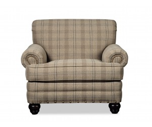 Sample Furniture CH-1030-20 Avalon Collection Field Chair W/Pillow Subcategory Field