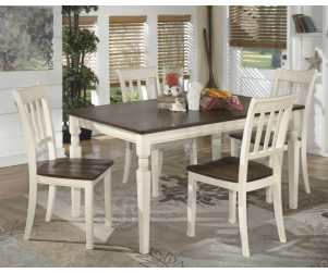 Acme Furniture DR-1030-20 Cover/Finish Field Nice Dining Table Collection Field