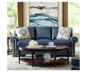 Broyhill Furniture SAM-123 Collection Field: Collection Data Here Sofa