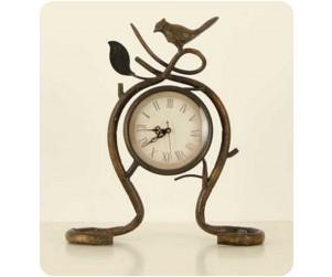 Sherwood Mw824 Bird Twig Clock