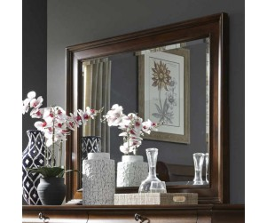 Liberty 589 Br51 Rustic Traditions Mirror
