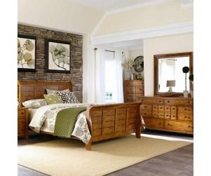 """Liberty 175 """"Grandpa's Cabin"""" 6 Pc Bedroom"""
