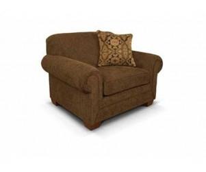 England 1434 Monroe Chair 1/2