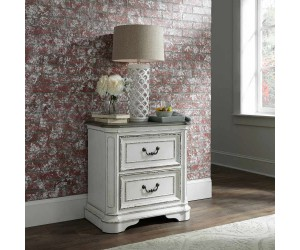 Liberty 244-BR61 Magnolia Manor Night Stand