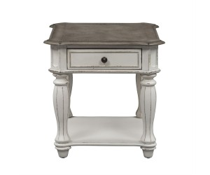 Liberty 244-OT1020 Magnolia Manor End Table