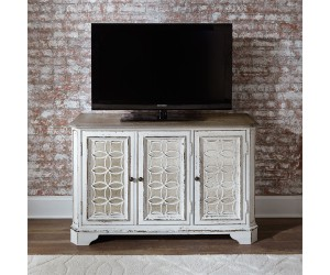Liberty 244-OT1031 Magnolia Manor TV Console