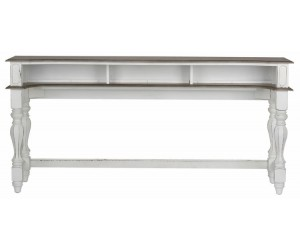 Liberty 244-OT7636 Magnolia Manor Console Bar Table