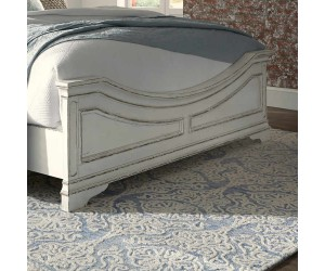Liberty 244-BR14 Magnolia Manor Queen Panel Footboard
