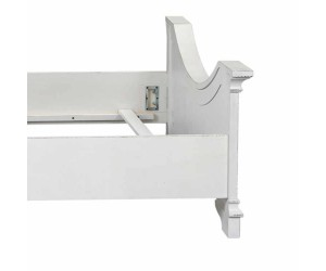Liberty 244-BR90 Magnolia Manor Panel Bed Rails