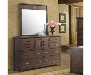 Crossroads Furniture JX600-DR Brandywine Dresser